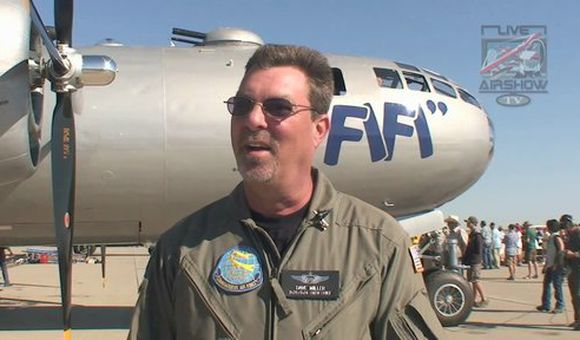 Preview thumbnail for video'The Last B-29
