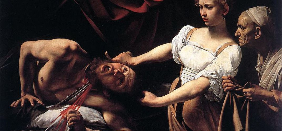 Caption: Caravaggio May Have Died of Infected Sword Wound