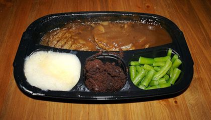 Salisbury Steak: Civil War Health Food
