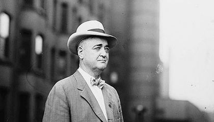 When New York City Tamed the Feared Gunslinger Bat Masterson