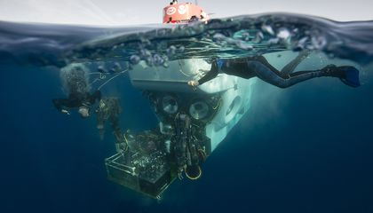 Fast Forward: The Alvin Will Make The Ocean More Accessible Than Ever Before