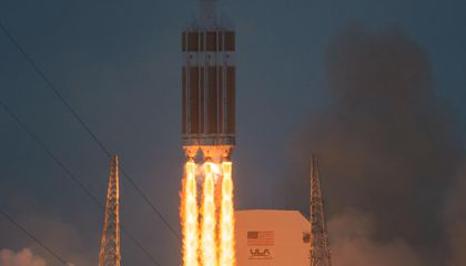 A Successful First Flight For NASA's Orion Spacecraft