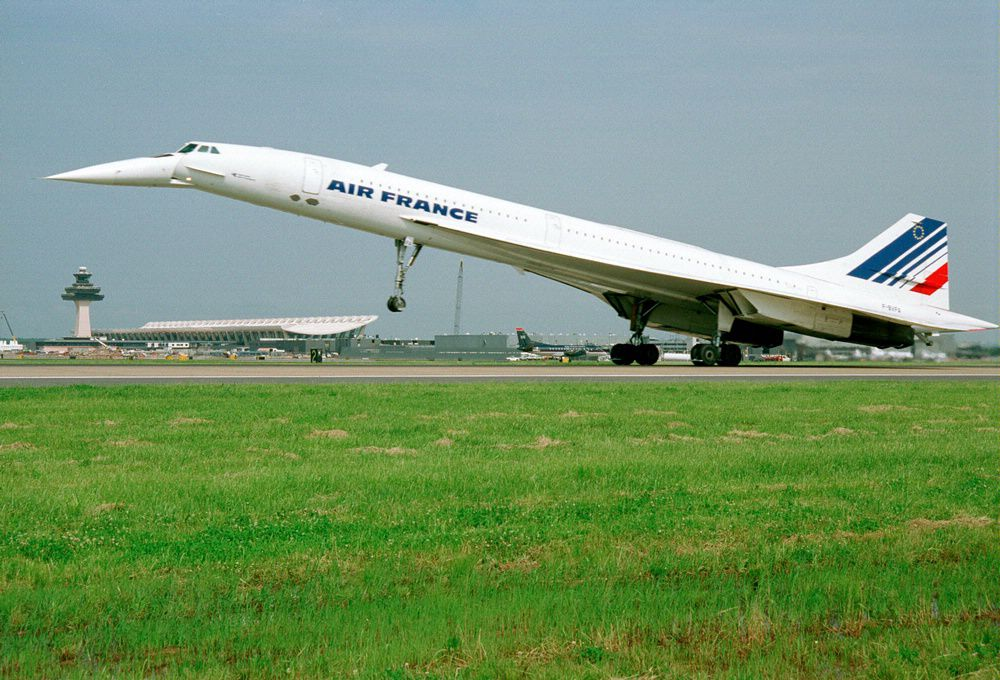 Image result for the concorde