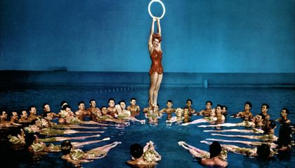 Synchronized Swimming Has a History That Dates Back to Ancient Rome