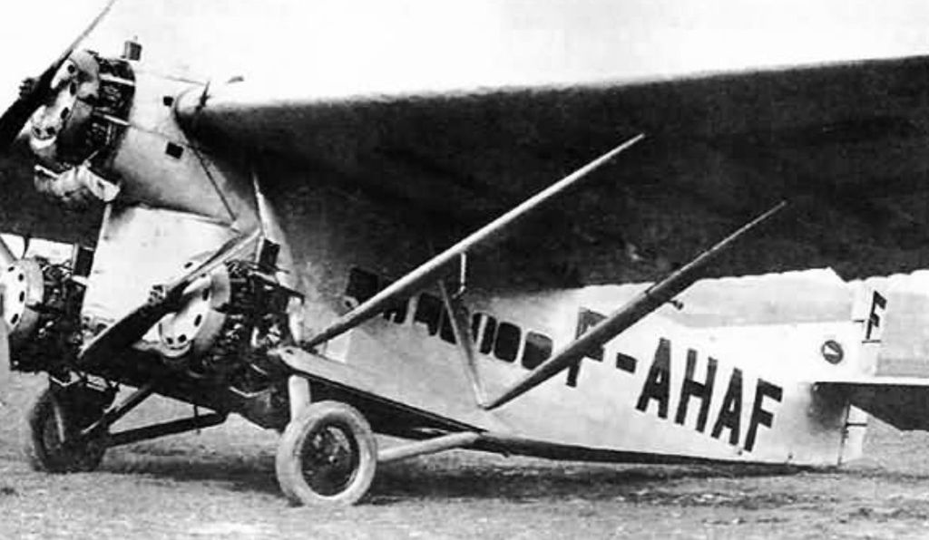 The Farman Jabiru.