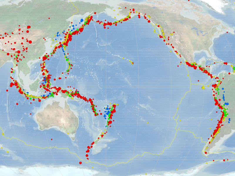 Global Earthquakes