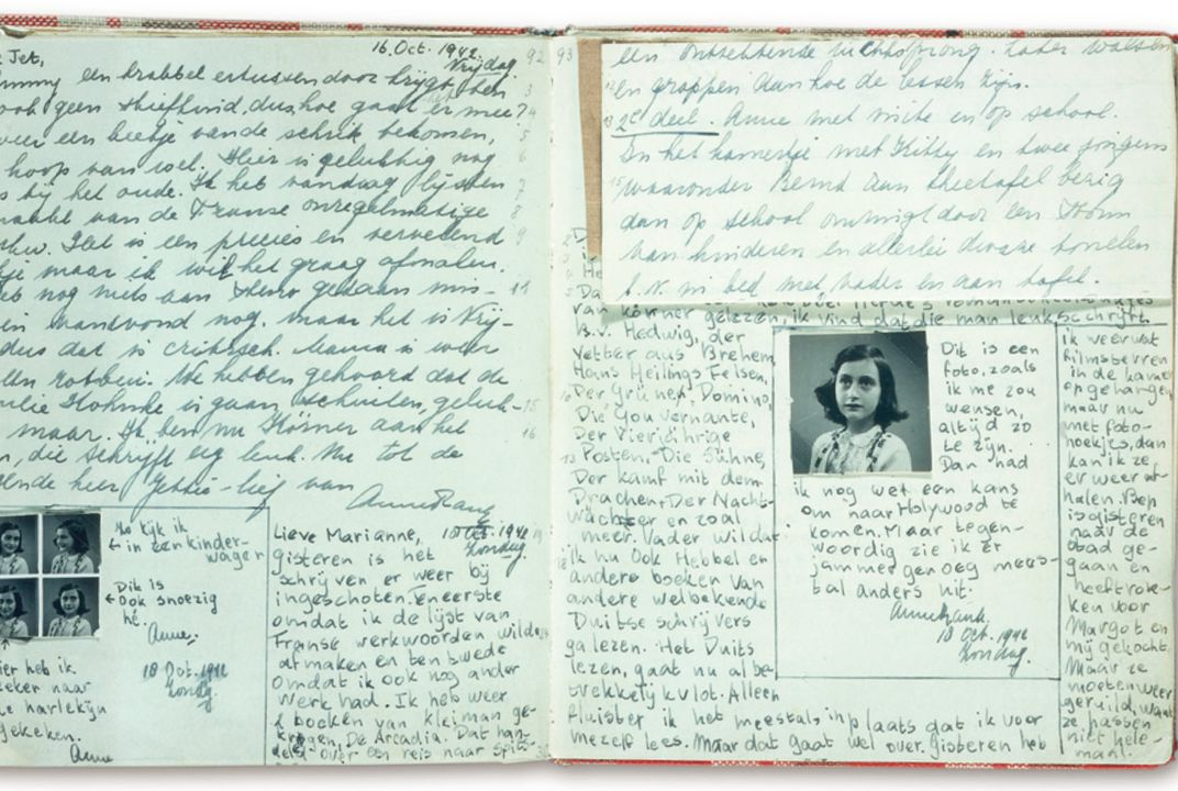 How Anne Frank's Diary Changed the World | History