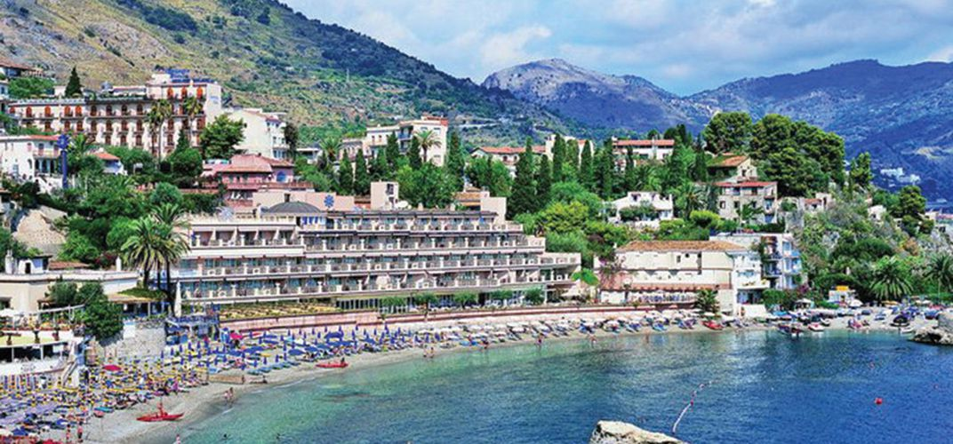 The Grand Hotel Mazzaro Sea Palace, Taormina