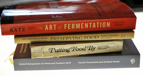 Food books worth reading