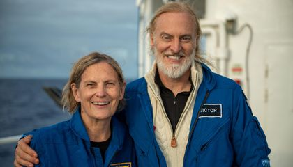 Astronaut Kathy Sullivan Becomes First Woman to Reach Deepest Part of the Ocean