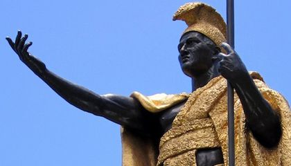 Happy King Kamehameha Day!