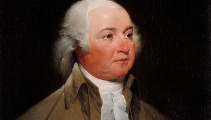 John Adams Was the United States' First Ambassador as Well as Its Second President