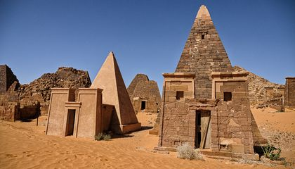 Qatar Gives $135 Million to Sudan for Archaeological Projects