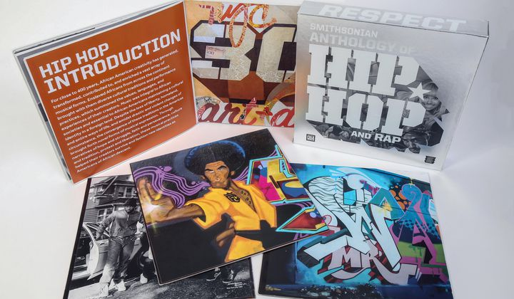 This Incredible Hip-Hop Collection Needs Your Help