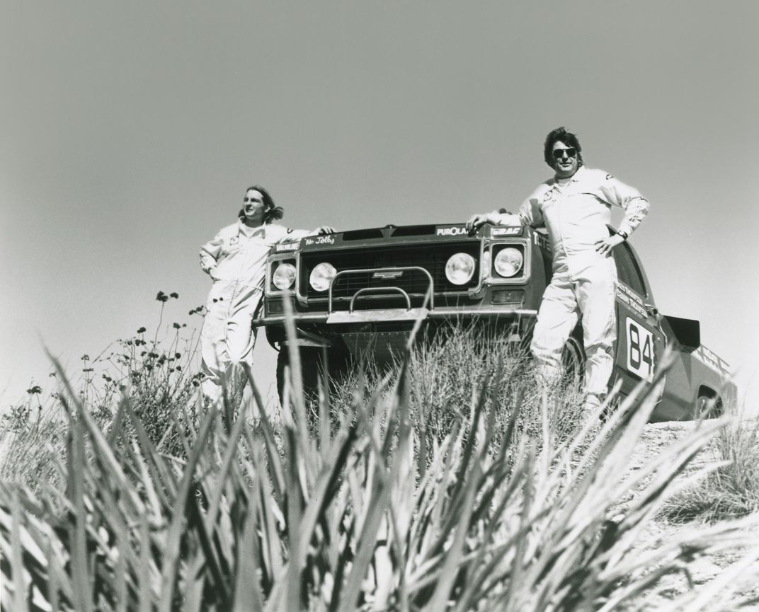 Before 1978 Baja 1000