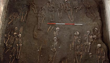 Medieval Britain's Cancer Rates Were Ten Times Higher Than Previously Thought
