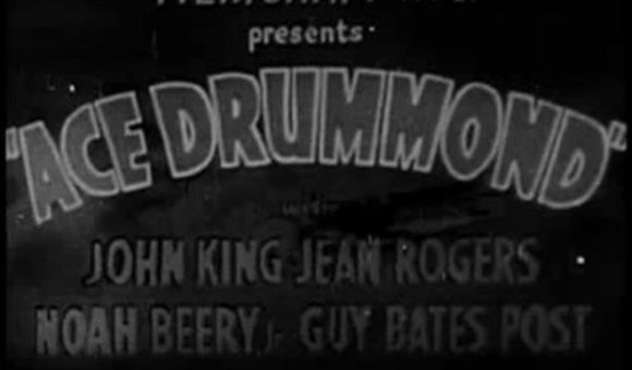 Preview thumbnail for video'Ace Drummond (1936)