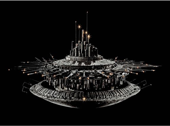 The Mother Ship Model