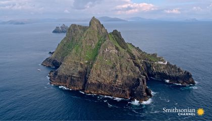 A Stunning & Dramatic Irish Island Once Inhabited by Monks