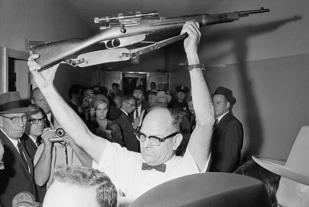 JFK Rifle