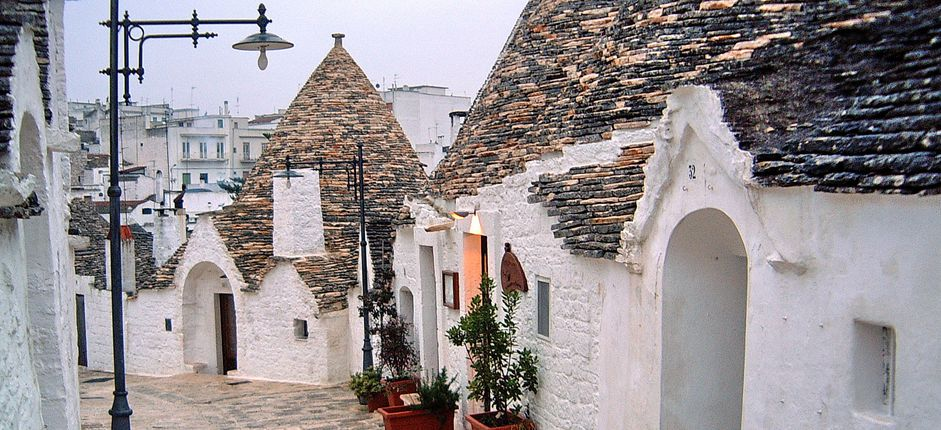 Village Stay in Southeast Italy: Apulia <p>Go off the beaten path to discover Apulia, a region little changed by modern times, featuring delicious Mediterranean cuisine and unique architecture such as the trulli homes and <em>sassi</em> cave dwellings</p>