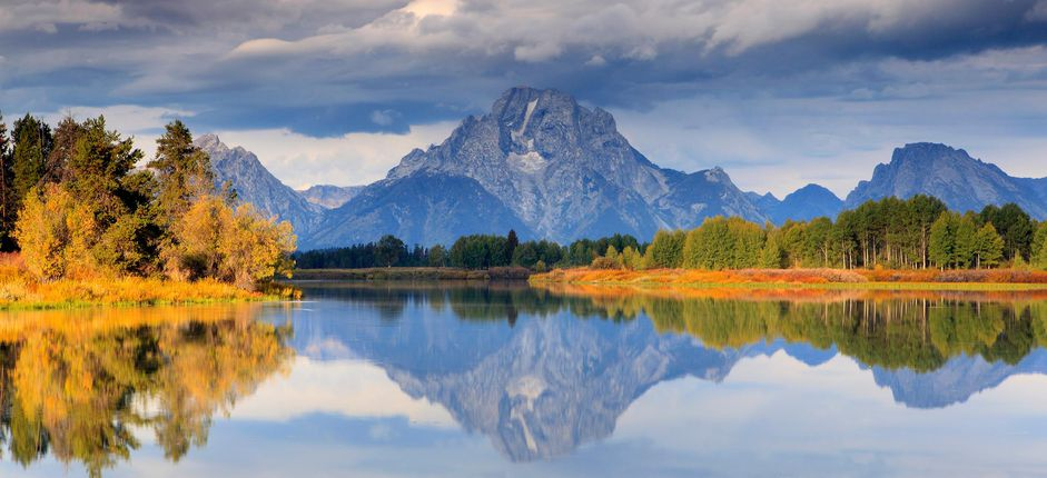 Yellowstone and Grand Teton Adventure <p>Experience some of America&#39;s most dramatic scenery during leisurely hikes through historic Yellowstone and Grand Teton National Parks, renowned for plentiful wildlife and geological features.</p>