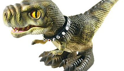 Another Holiday Gift Idea: The Terrifying D-Rex