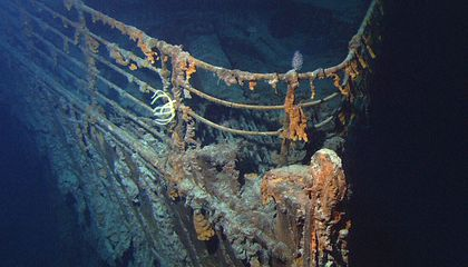 Judge Rules Salvage Firm Can Recover the Titanic's Marconi Telegraph