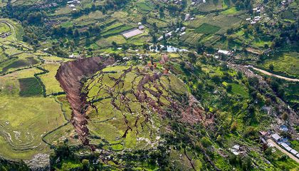 New Software Can Predict Landslides Weeks Before They Happen