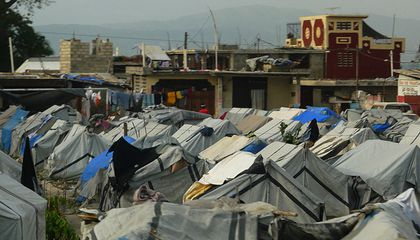 Yet to Fully Recover from 2010 Earthquake, Haiti Braces for Tropical Storm Isaac