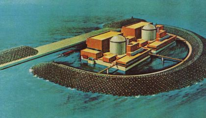 The American Plan to Build Nuclear Power Plants in the Ocean