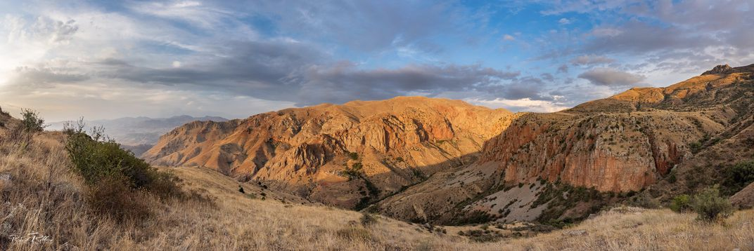 Hike the Stunning Noravank Canyon image