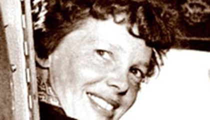 Image: Film appears from before Amelia Earhart disappeared