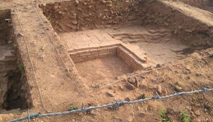 A Medieval Nun Led This Newly Unearthed Buddhist Monastery in Eastern India