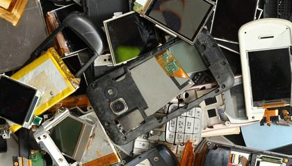 Japan Plans to Make Olympic Medals Out of Electronic Waste