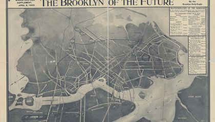 Explore Centuries of Brooklyn's History With These Newly Digitized Maps