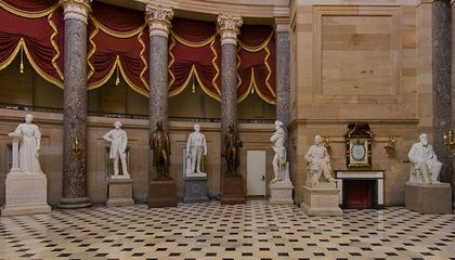 Image: U.S. Capitol's Statuary Hall to get first state-commissioned statue of a black American