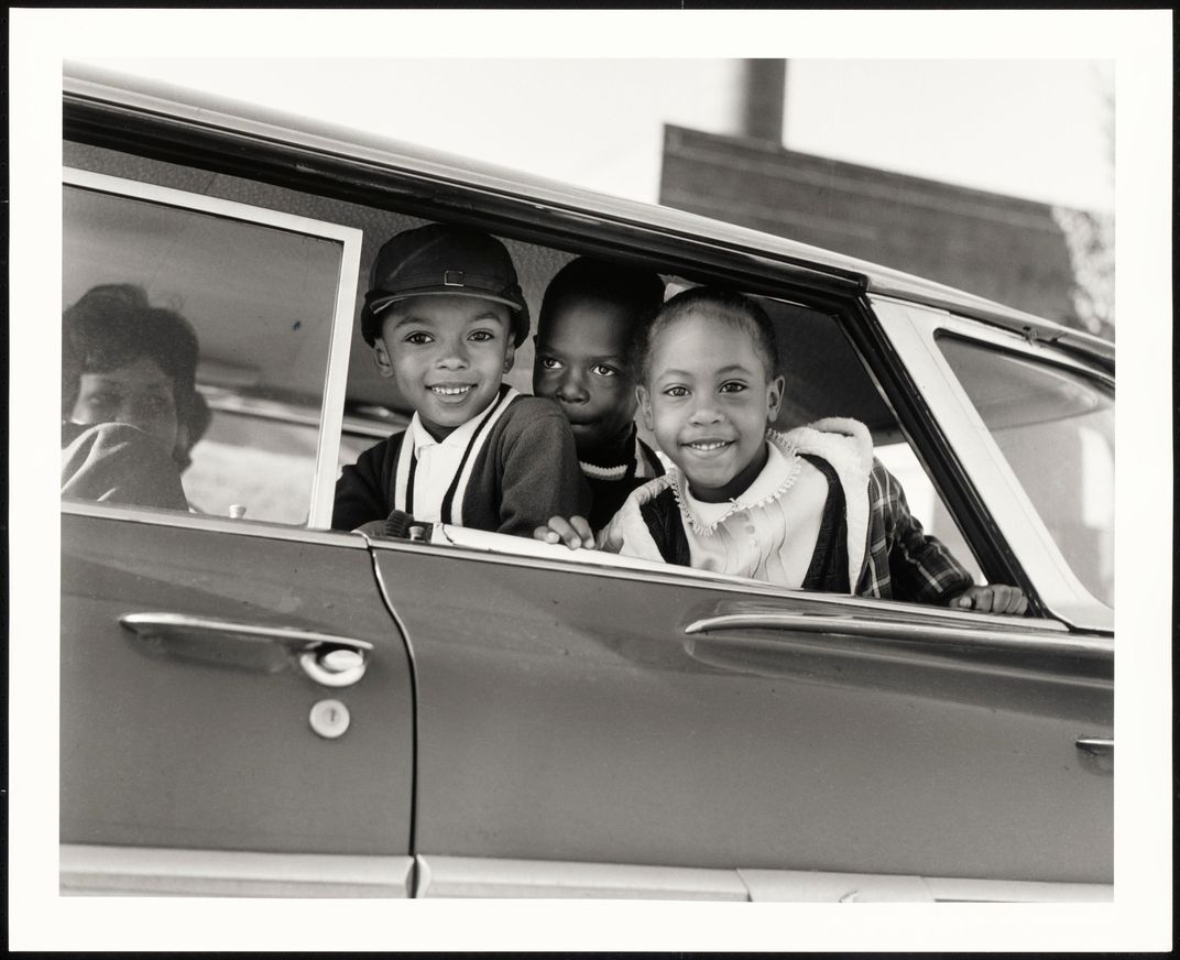 For Black Photographers The Camera Records Stories Of Joy And Struggle At The Smithsonian