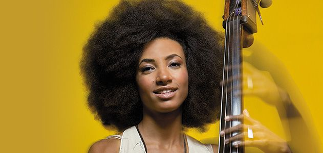 Esperanza Spalding Took on Bieber, Now Takes on Jazz | Arts