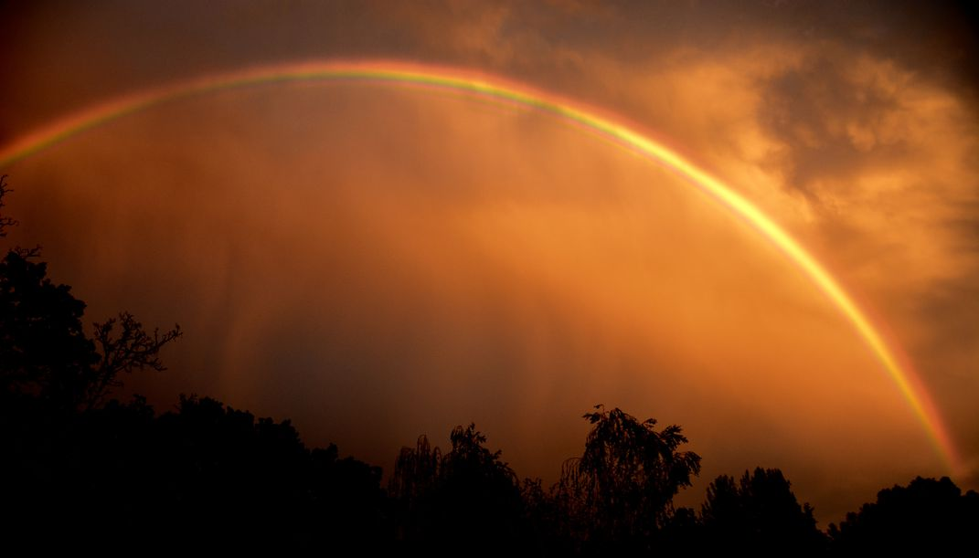 Not All Rainbows Have Every Color