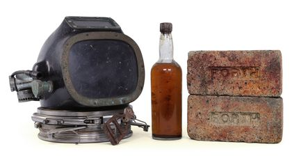 Whiskey Salvaged From 79-Year-Old Scottish Shipwreck Is Up for Sale