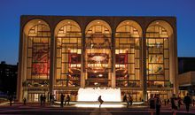 Springtime at the Metropolitan Opera