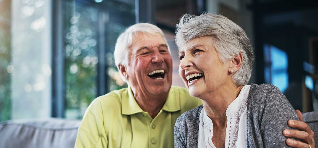 Caption: Older Individuals Have Greater Control of Feelings