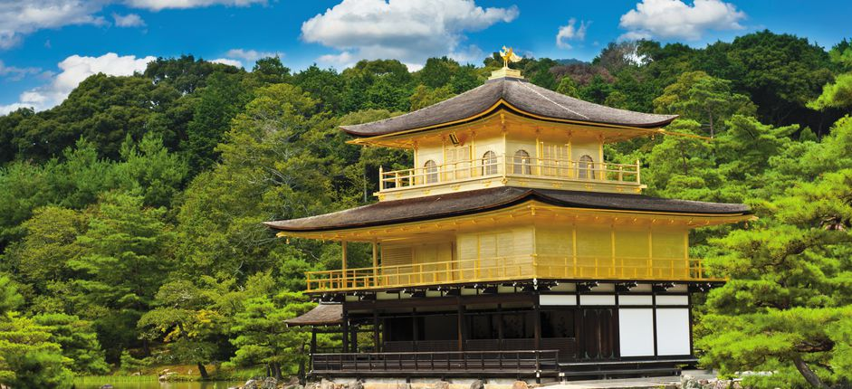 Eternal Japan <p>Discover the essence of Japan—from Mt. Fuji, Kanazawa, and Kyoto to Tokyo—and discover a land of sublime art, unsurpassed natural beauty, and fascinating traditions as well as bustling modernity.</p>