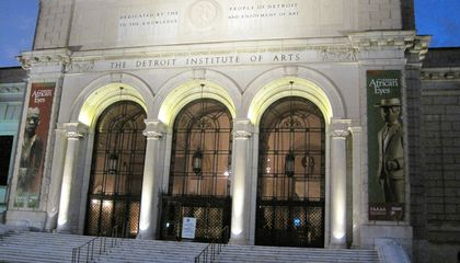 Detroit's Art Collection Could Be Saved From the City's Creditors