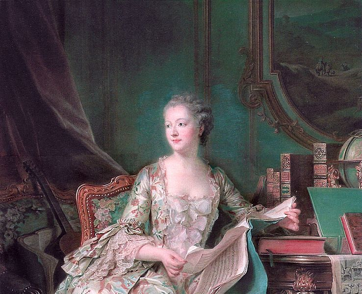 Madame de Pompadour's Legacy as a Patron of Arts Is Often