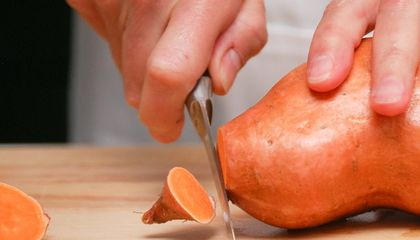 Why the Humble Sweet Potato Won the World Food Prize