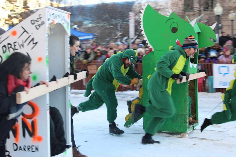 Inside the World's Largest Outhouse Race   Travel ... on office plans, summer plans, bicycle plans, smokehouse plans, room plans, floor plans, boathouse plans, chicken coop plans, whimsical crooked playhouse plans, courtyard plans, barn plans, bunkhouse plans, wood plans, yard plans, shed plans, christmas plans, gardening plans, quail cage plans, composting toilet plans, attic plans,