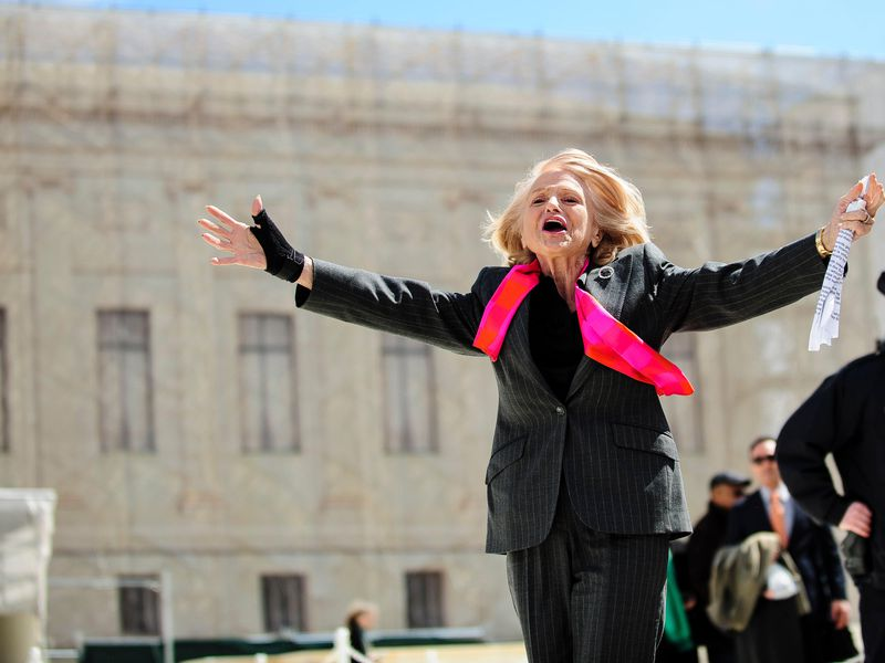 What to Know About Iconic Gay Rights Activist Edith Windsor  331f21a36b107