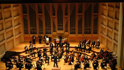 Musicians Are Better Able to Identify a World-Class Orchestra by Sight Than by Sound